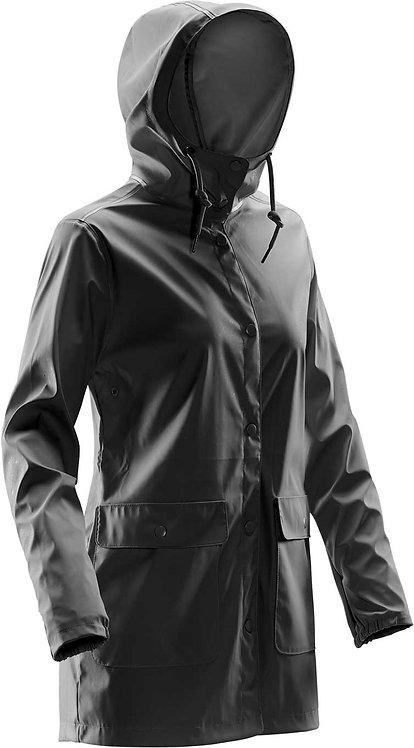 Ladies SQ Rain Coat