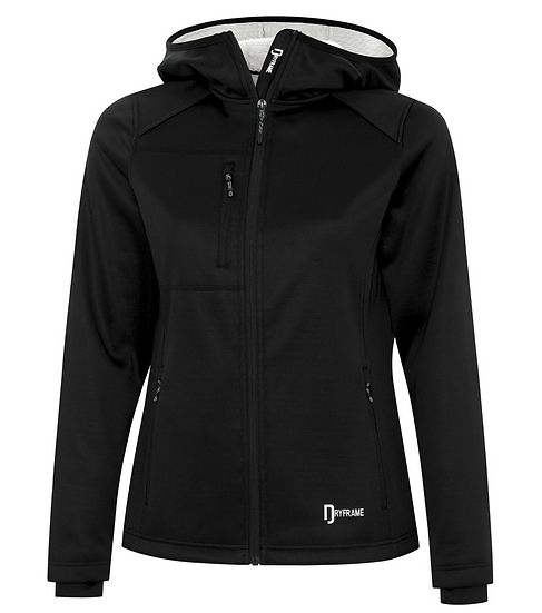 Fleece Full Zip Hoodie