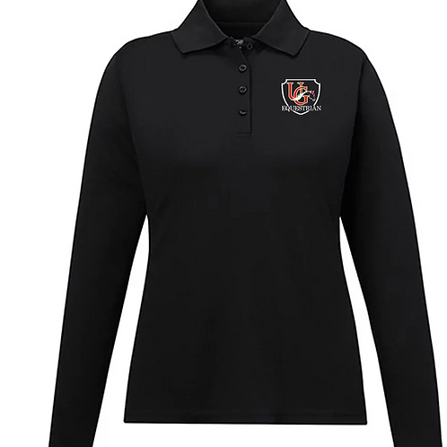 UGEC Ladies Long Sleeve Polo
