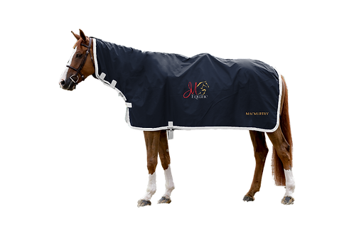 JM Equine Highneck Rain Sheet