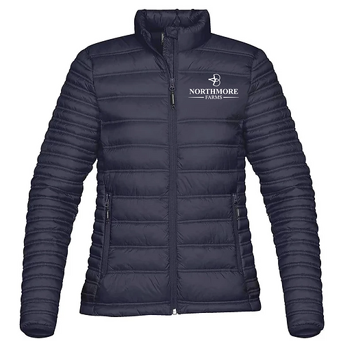 Ladies Northmore Puffer Coat