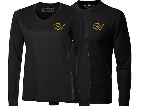 CWHBA LADIES LONG SLEEVE