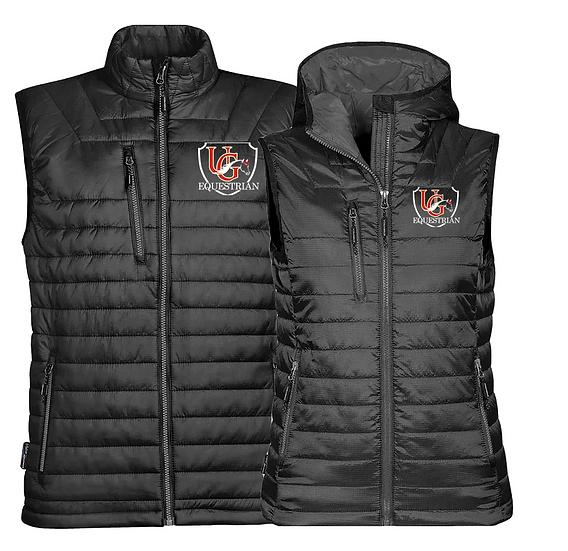 UGEC Ladies Puffer Vest