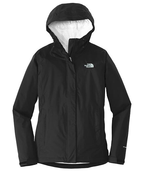 Women's North Face Dry Vent Rain Coat