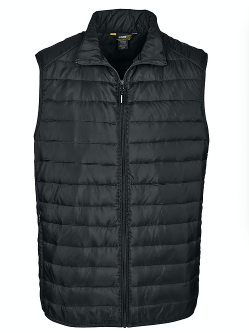 CDS Men's Packable Puffer Vest
