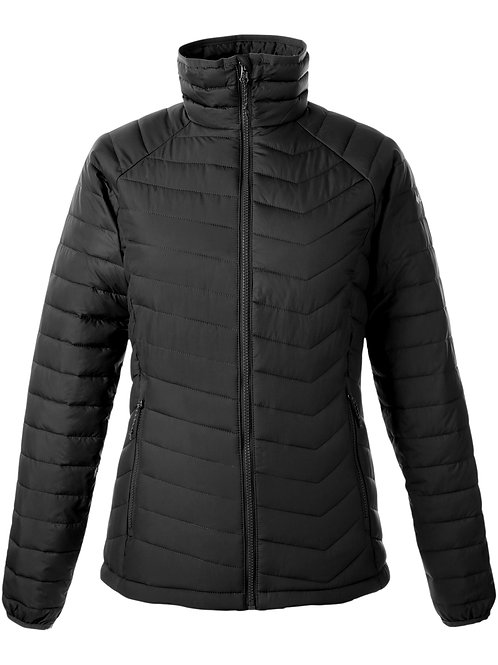 Ladies Columbia Puffer Coat