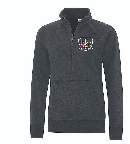 UGEC Ladies Zip Sweatshirt