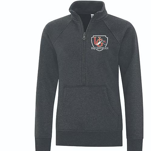UGEC Men's Zip Sweatshirt