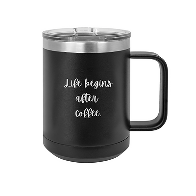 Sierra Insulated Coffee Mug