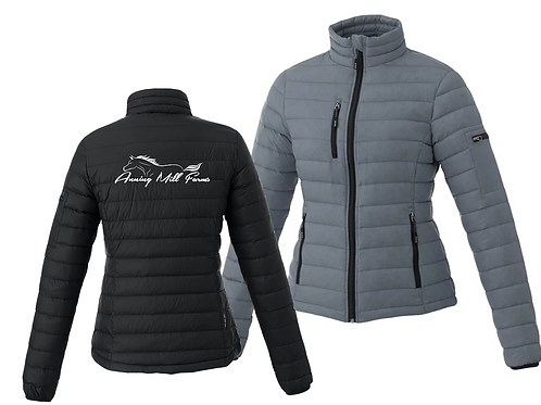 Ladies AMF Puffer Coat