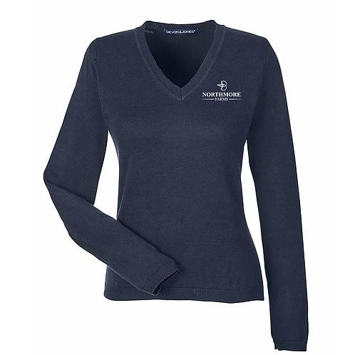 Men's Northmore Vneck Sweater