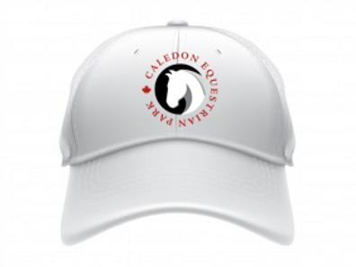 CEP White Ball Hat