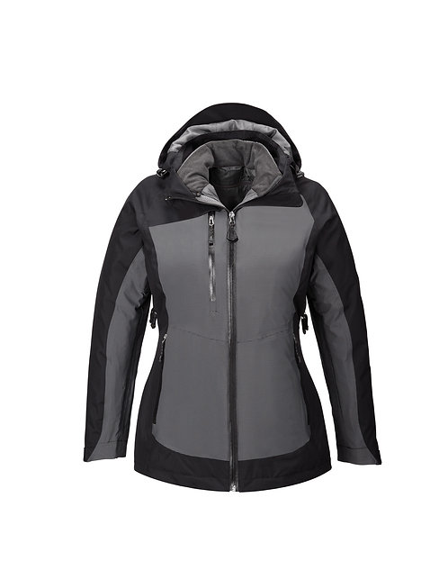 Women's North End Alta 3-in-1 Seam-Sealed Jacket with Insulated Liner