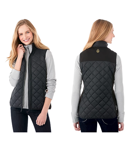 Ladies Heated Vest