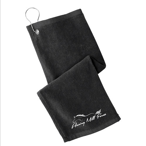 AMF Groom Towel