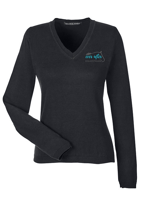 EAE Men's VNeck Sweater