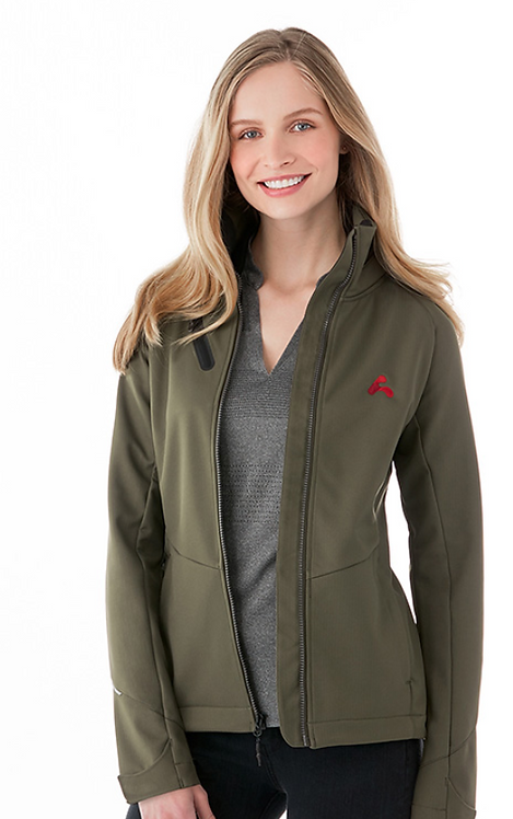 Women's Peyto Soft Shell Coat