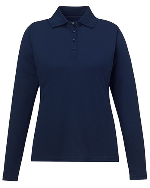 Kuruka Long Sleeve Polo