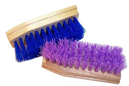 Poly Fiber Hoof Brush