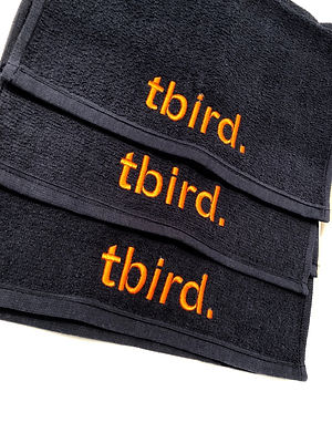Embroidered Grooming Towels