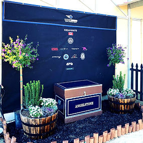 Stable Set Up, Horse Show Curtains, Stable Drapes, Trunk Covers