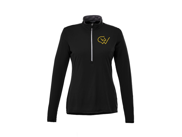 CWHBA WOMEN'S ZIP UP