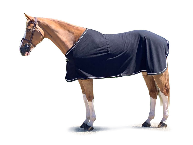 Fleece Cooler, Horse Blanket, Custom Fleece Cooler