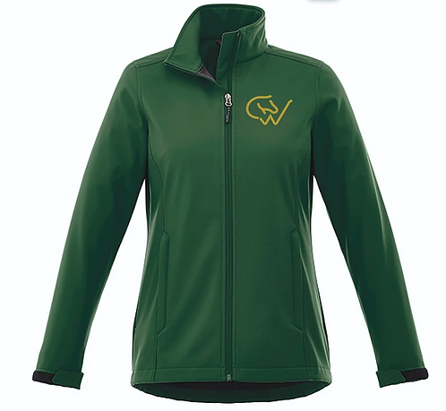 LADIES CWHBA SOFT SHELL