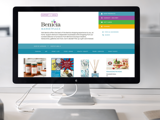 Benicia Launches Online Shopping Website to Assist Local Businesses