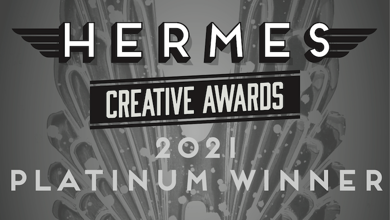 Creative Digital Agency Wins Hermes Creative Awards for the Third Year in a Row