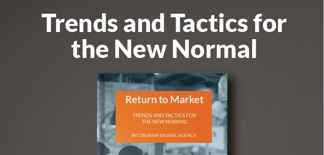 Press Release: CDA New eBook Helps Brands and Businesses Market Reopening Plans