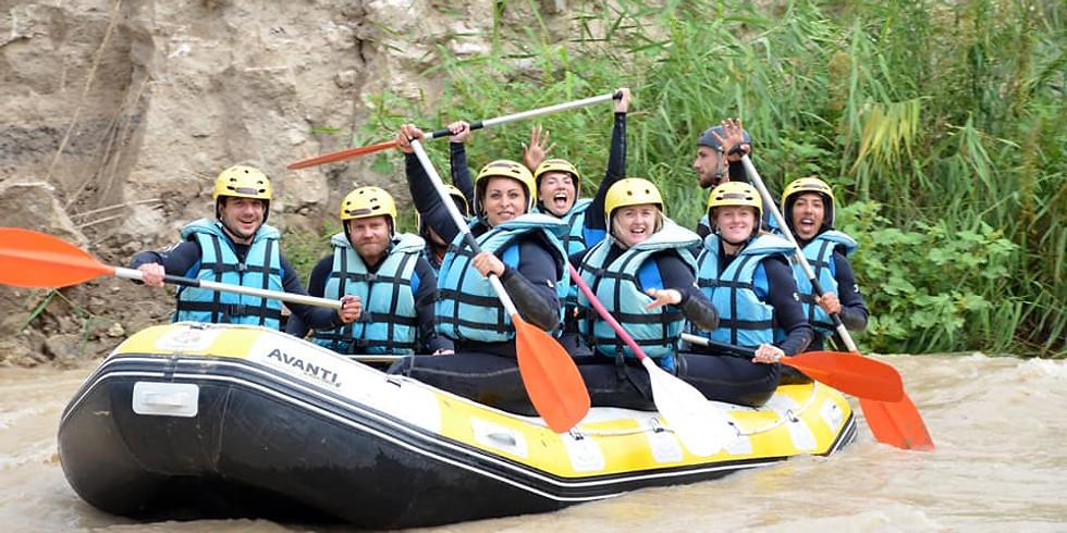 White Water Rafting!!!x