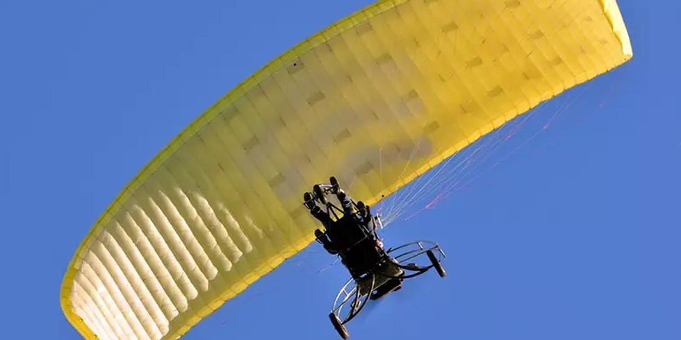 Paratrike Flight!!!x