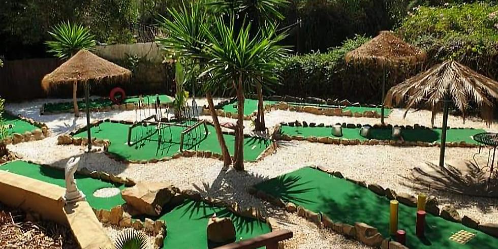 Roman Oasis - Crazy Golf!!!x