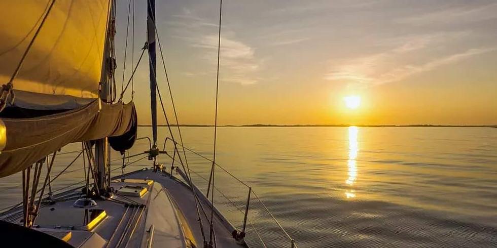 Sunset Summer Sailing!!!x