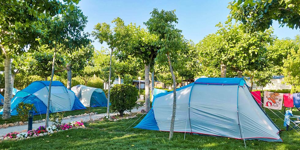 Tarifa Camping Weekend!!!x