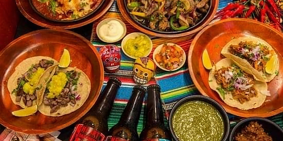 Online Cooking Class - Mexican!!!x