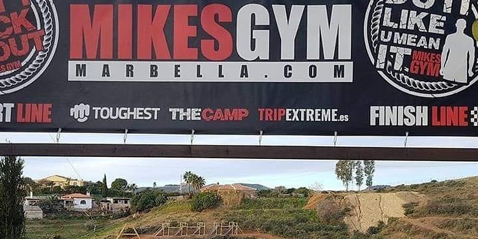 Mikes Gym!!!x
