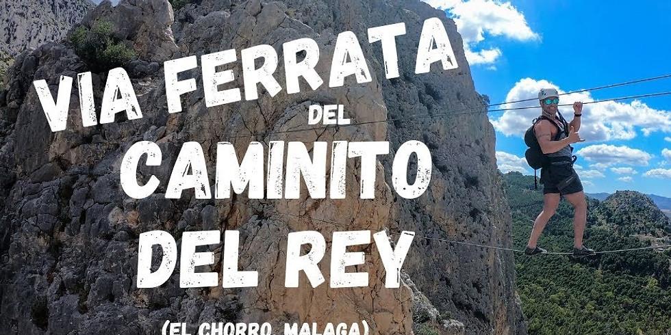 Via Ferrata - Caminito Del Rey!!!x