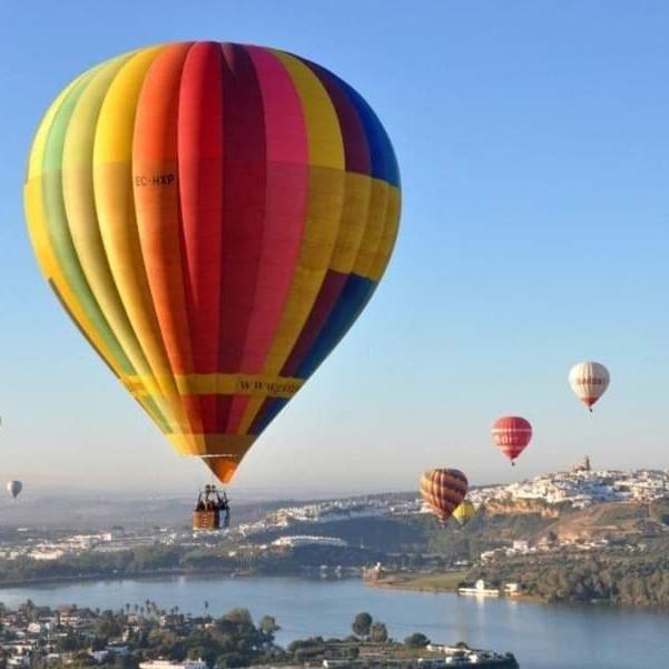 June Hot Air Ballooning!!!x