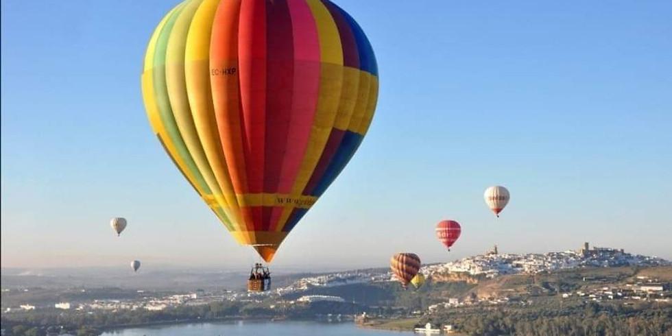September Hot Air Ballooning!!!x