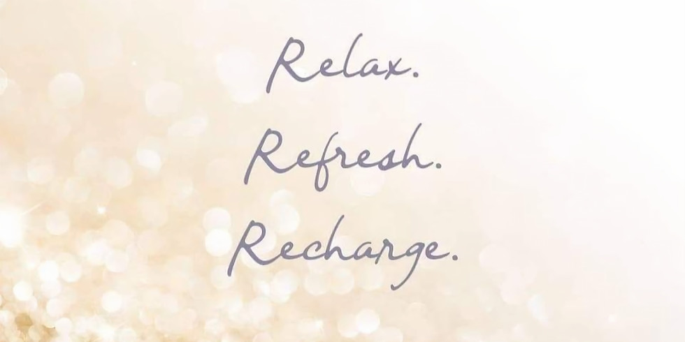 Relax. Refresh. Recharge. Retreat!!!x