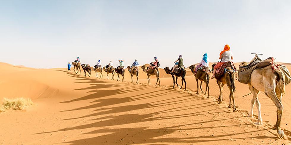 Marrakech & The Sahara Desert!!!x