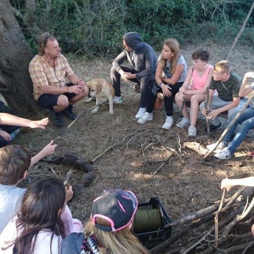 Week In Nature - For Kids!!!x (10 - 14 Year Olds)