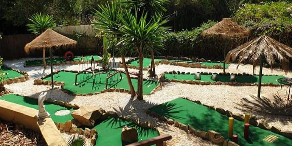 Roman Oasis Mini Golf