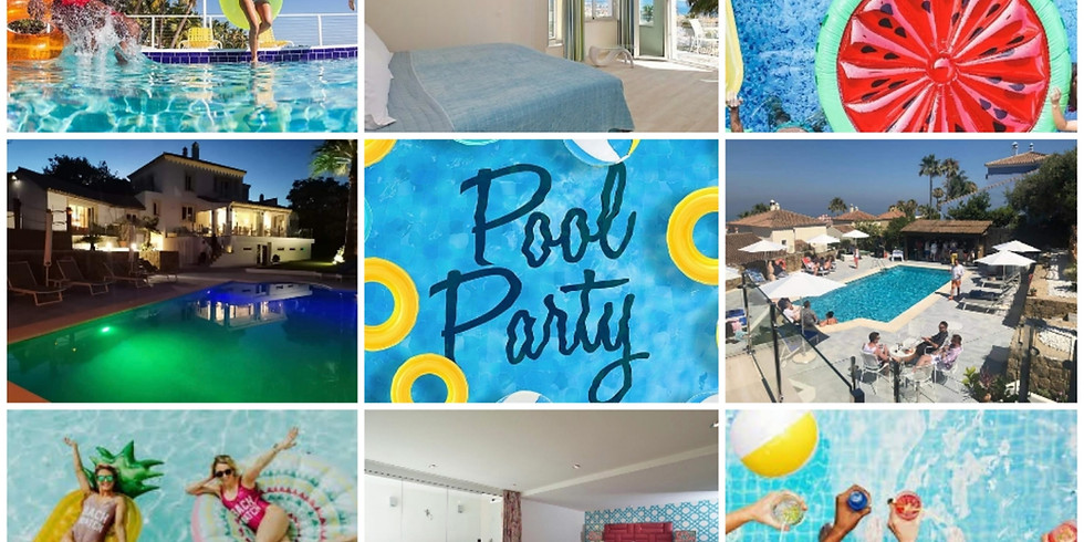 Stay'Cation & Pool Party Weelkend!!!x