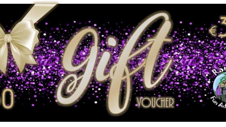 €30 Gift Voucher