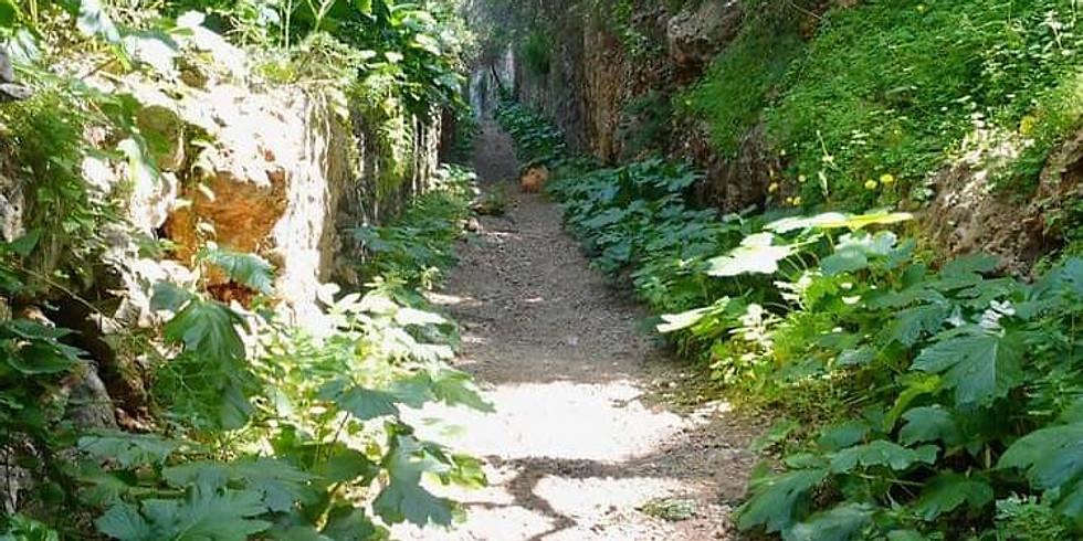 Hump Day Hike - Northern Defences Gibraltar!!!x