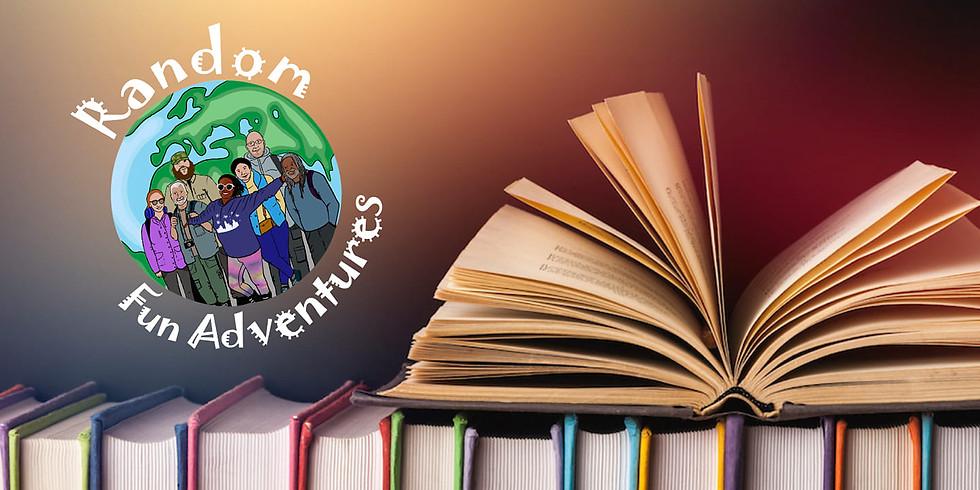 Random Fun Adventures Book Club!!!x