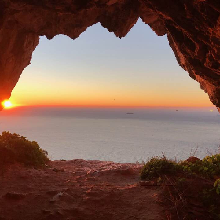 Sunrise Mediterranean Steps - Gibraltar!!!x